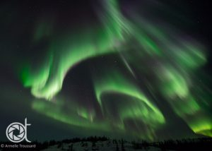 Northern lights - Yellowknife