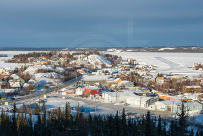 Old town, Yellowknife