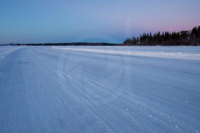Ice Road, Prosperous Lake