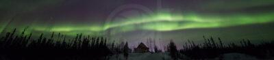 Aurora Borealis, Walsh Lake